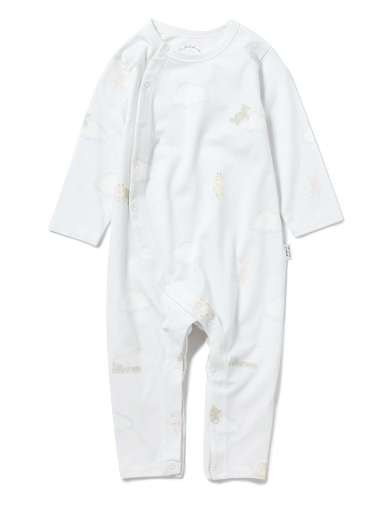 【BABY】ドリームアニマル baby ロンパース(BLU-70)