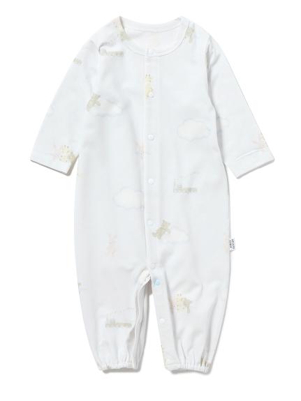 【新生児】ドリームアニマル2wayオール