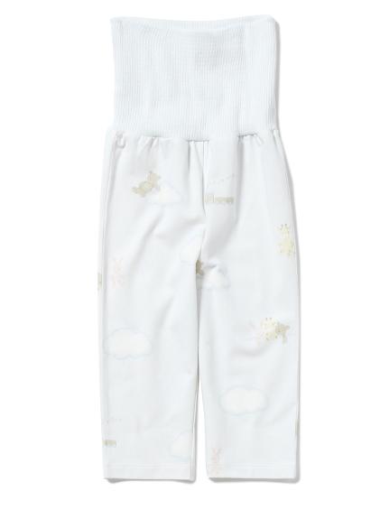 【BABY】ドリームアニマル baby ロングパンツ(BLU-70)