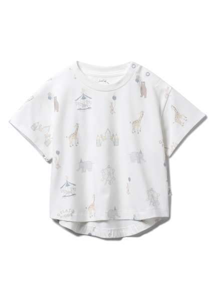 【BABY】ピケランド baby Tシャツ(OWHT-70)