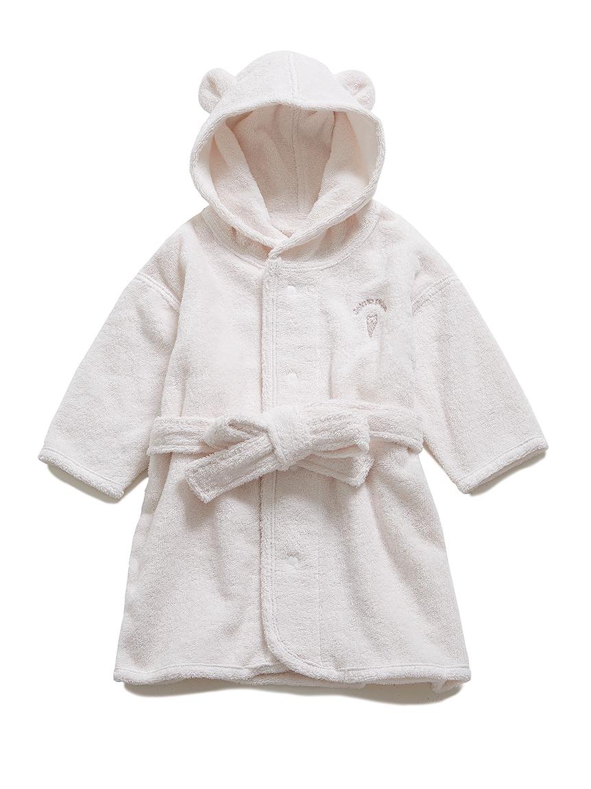 baby タオルバスローブ(PNK-80)