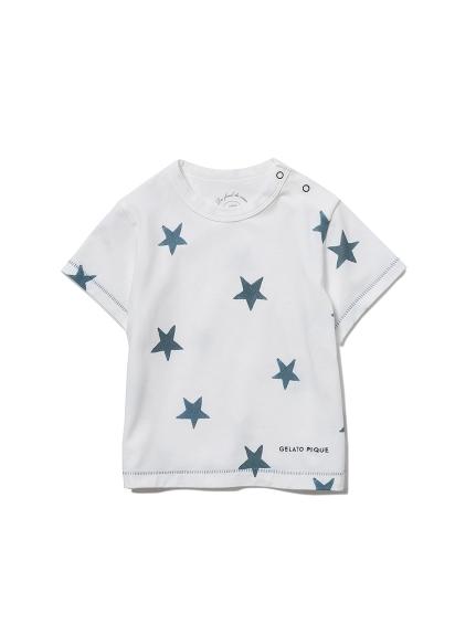 【BABY】スターモチーフ baby Tシャツ