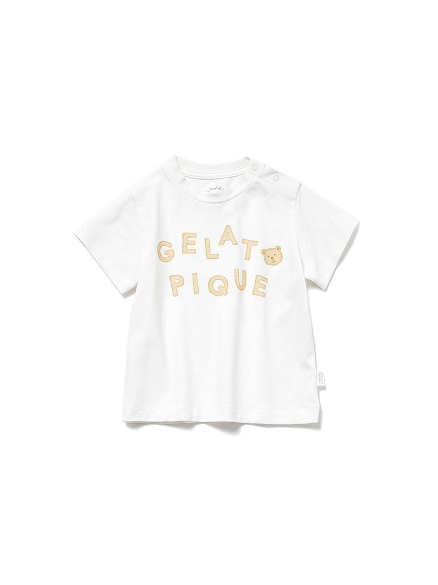 【BABY】 クッキーロゴ baby Tシャツ(OWHT-70)