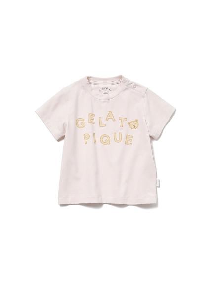 【BABY】 クッキーロゴ baby Tシャツ(PNK-70)
