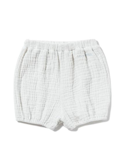 【BABY】マシュマロガーゼ baby ショートパンツ