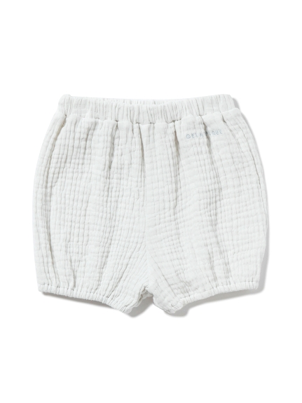 【BABY】ガーゼ baby ショートパンツ