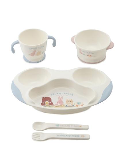 【BABY】baby 食器SET(OWHT-F)