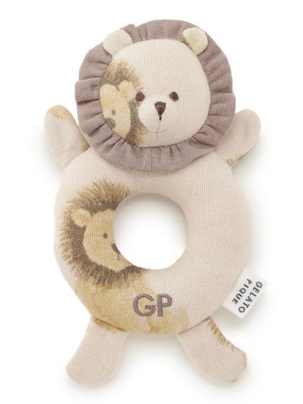 【BABY】ライオン baby ガラガラ