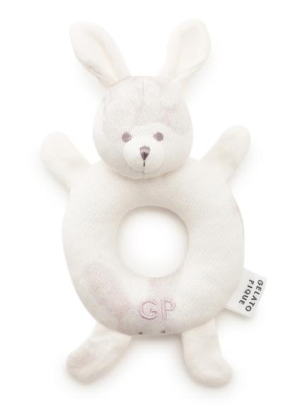 【BABY】ウサギ baby ガラガラ