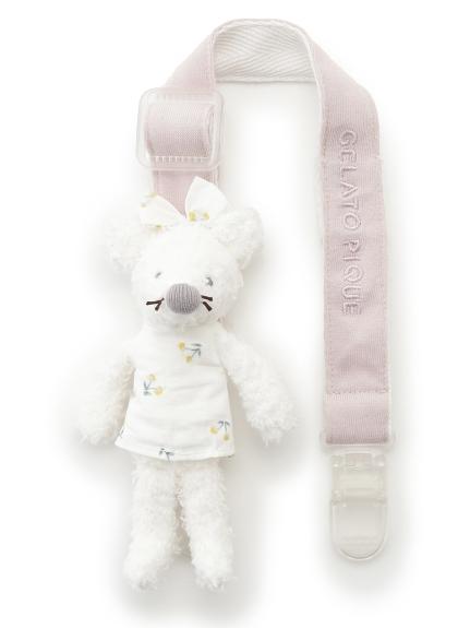 【BABY】'ベビモコ'ネズミ baby マルチクリップ(OWHT-F)