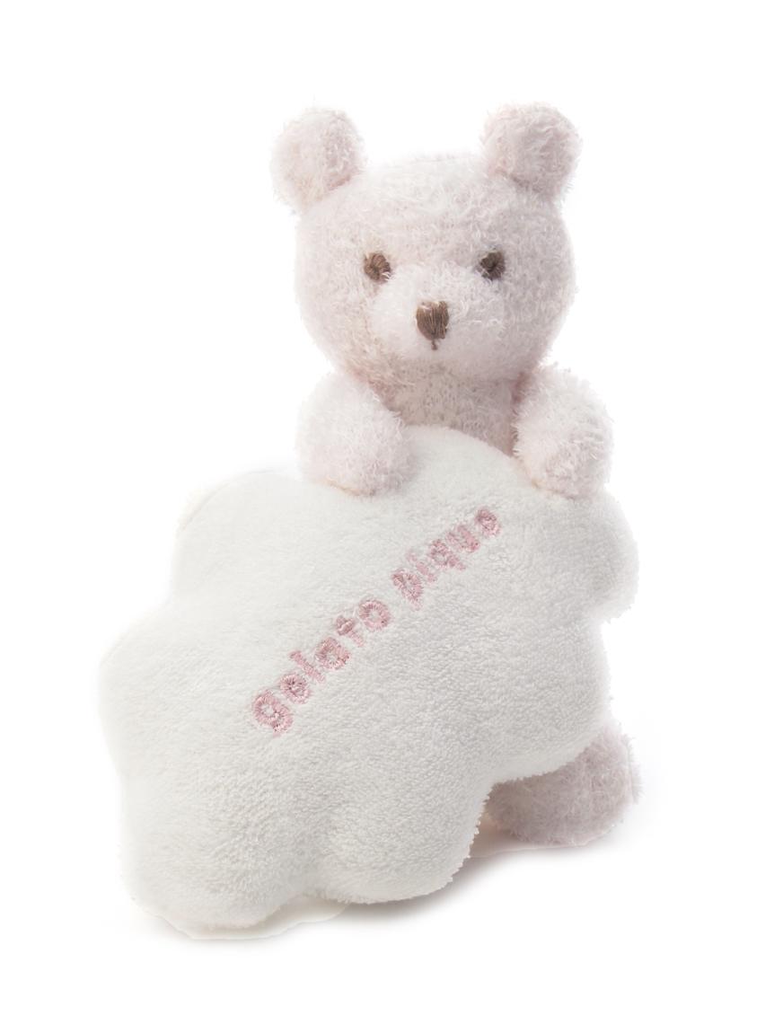 【BABY】'スムーズィー'ドリームアニマル baby ガラガラ(PNK-F)