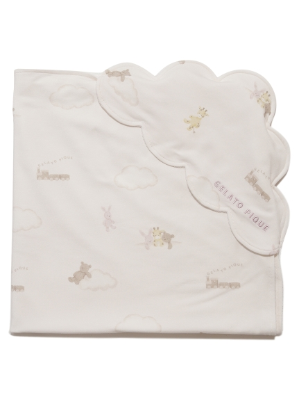 【BABY】ドリームアニマル baby ブランケット(PNK-F)