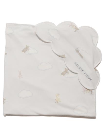 【BABY】ドリームアニマル baby ブランケット(BLU-F)