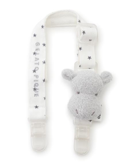 【旭山動物園】'スムーズィー'カバ baby マルチクリップ