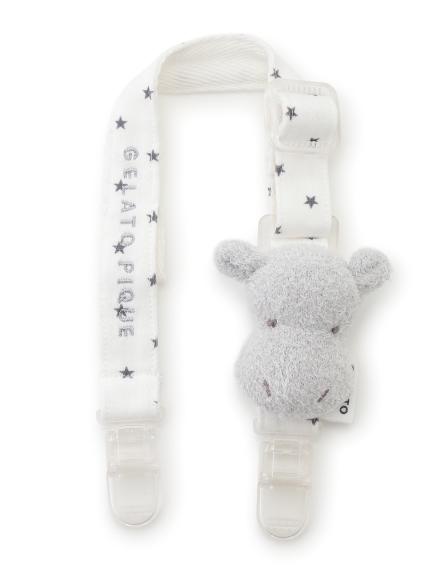 【旭山動物園】'スムーズィー'カバ baby マルチクリップ(MNT-F)