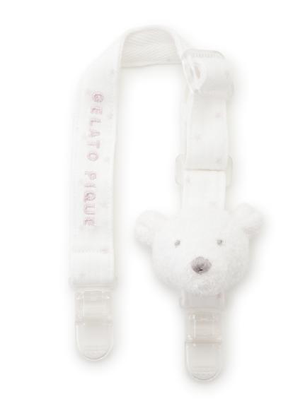 【旭山動物園】'スムーズィー'クマ baby マルチクリップ