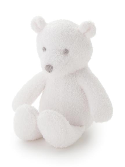 【旭山動物園】'スムーズィー'クマ baby ラトル(PNK-F)