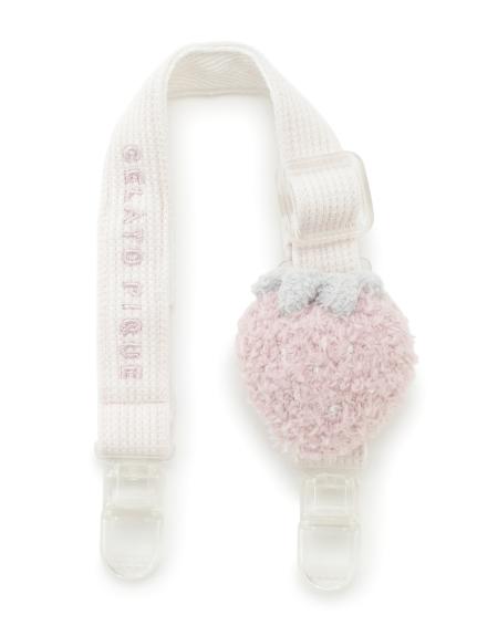 【BABY】'ベビモコ'ストロベリー baby マルチクリップ(PNK-F)