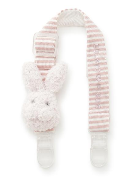 'パウダー'ウサギ baby マルチクリップ