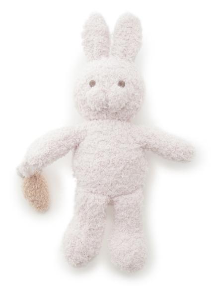 'パウダー'ウサギ baby ラトル(PNK-F)