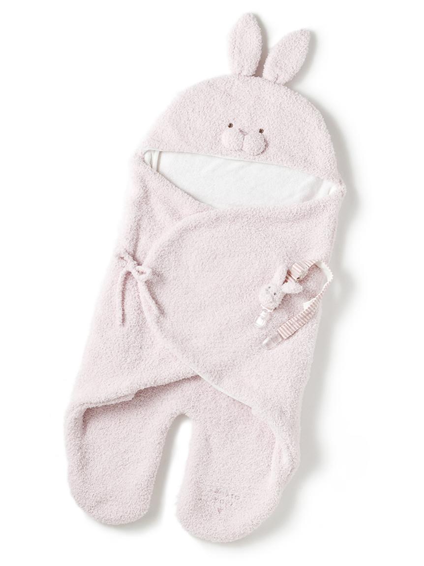【ラッピング】Babyうさぎおくるみ&マルチクリップSET