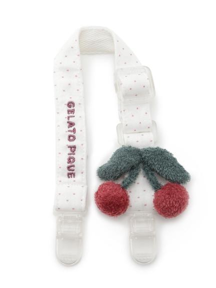 【BABY】'スムーズィー' baby チェリーマルチクリップ(RED-F)