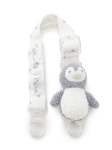 【BABY】'スムーズィー' baby ペンギンマルチクリップ(BLU-F)