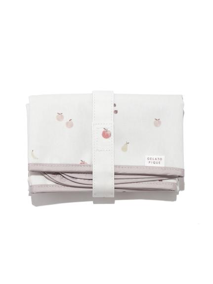 【BABY】 フルーツモチーフおむつシート(PNK-F)