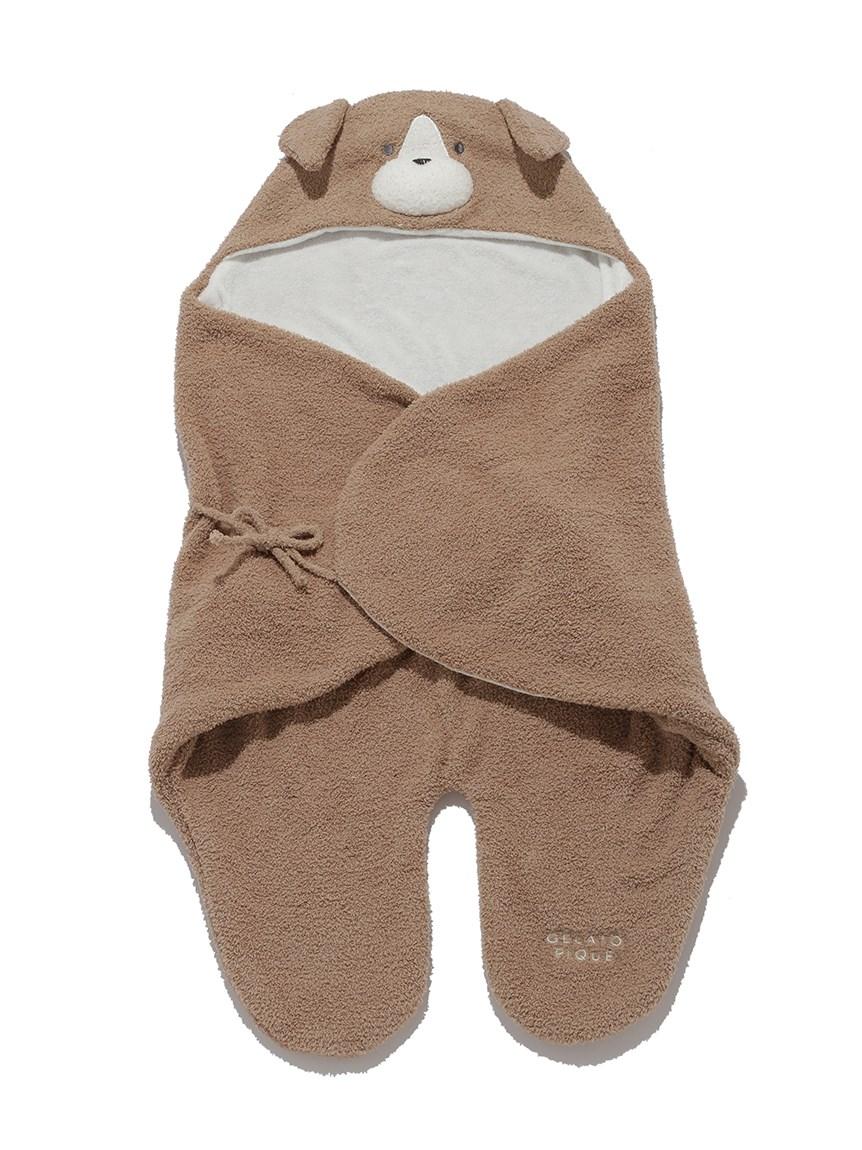 【BABY】ビーグル baby おくるみ(BRW-F)
