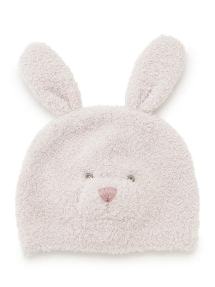 【BABY】'ベビモコ'ウサギ baby キャップ