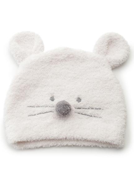 【BABY】'ベビモコ'ネズミ baby キャップ