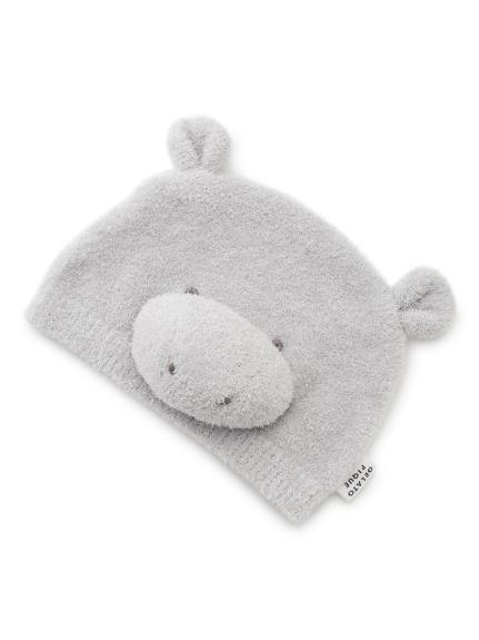 【旭山動物園】'スムーズィー'カバ baby キャップ