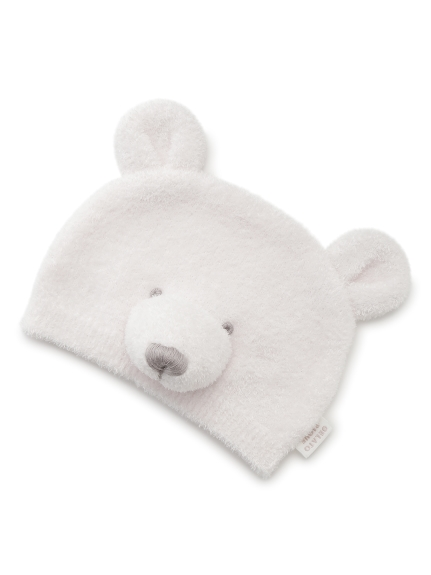 【旭山動物園】'スムーズィー'クマ baby キャップ