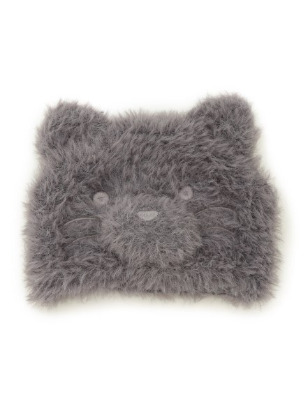 【BABY】【Halloween限定】 ネコモコ baby キャップ(GRY-F)