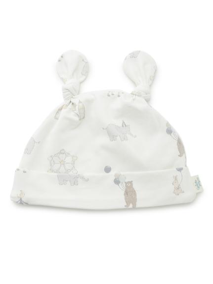【BABY】ピケランド baby キャップ