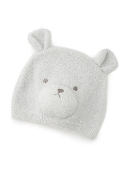【BABY】 'リサイクル'スムーズィー'くま baby キャップ