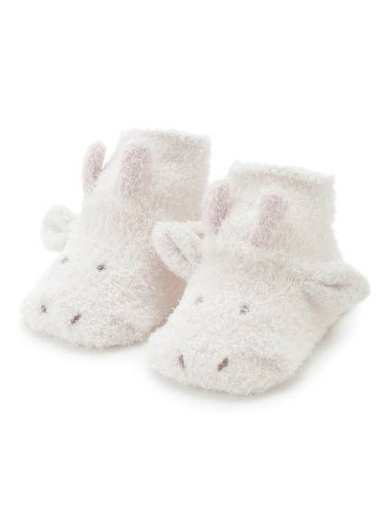 【BABY】'スムーズィー'キリン baby ソックス(PNK-7)