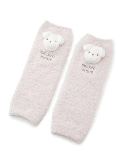 【BABY】マルチーズ baby レッグウォーマー(OWHT-F)