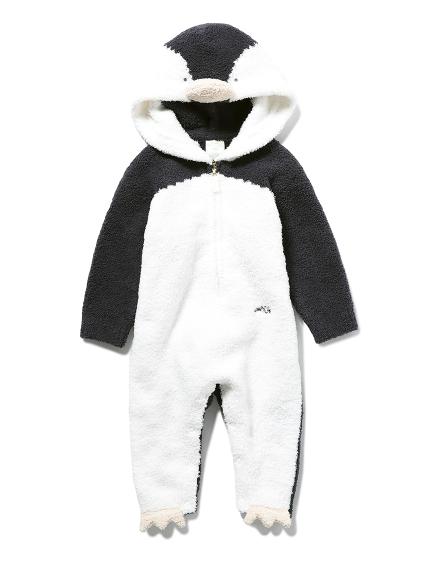 【BABY】【旭山動物園】ペンギン baby ロンパース(NVY-70)