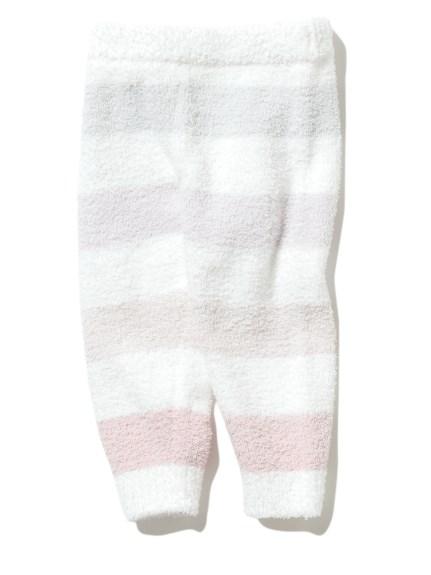 【BABY】'ベビモコ'5ボーダー baby ロングパンツ