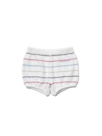 【BABY】'スムーズィー'カラフルピンボーダー baby ブルマ