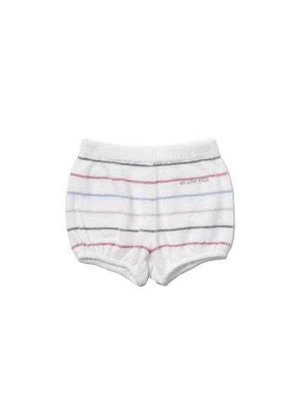 【BABY】'スムーズィー'カラフルピンボーダー baby ブルマ(OWHT-70)