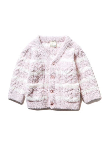 【BABY】アラン baby カーディガン(PNK-70)