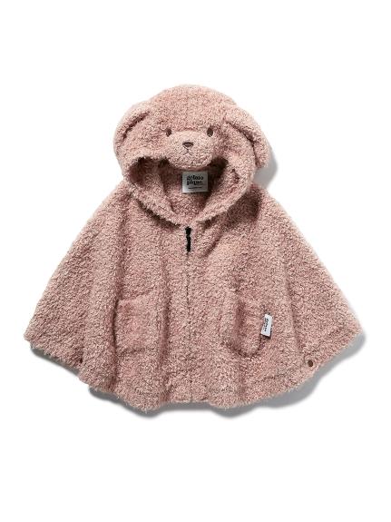 【BABY】【Halloween限定】イヌモコ baby ポンチョ(BEG-70)