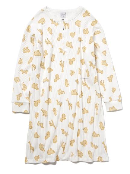 【JUNIOR】 【ONLINE限定】クッキーアニマルモチーフ junior ドレス