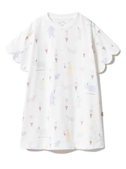 【KIDS】アイスクリームアニマル kids ドレス