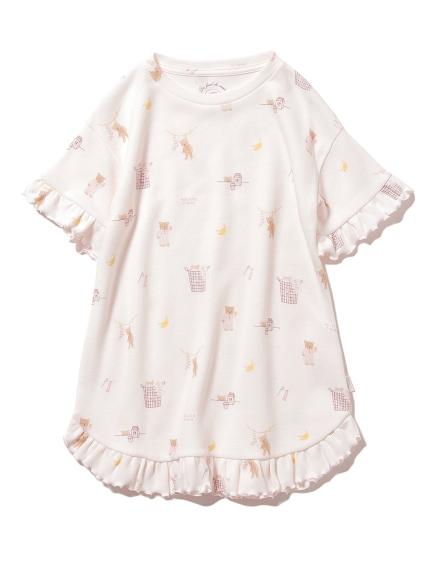 【KIDS】モーニングベア kids ドレス(PNK-XXS)