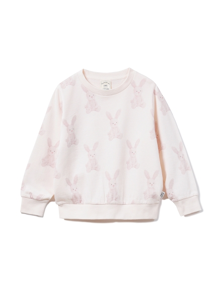 【KIDS】ウサギ kids プルオーバー