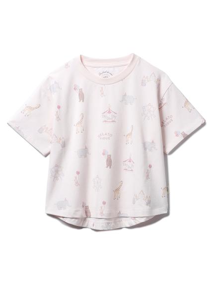 【KIDS】ピケランド kids Tシャツ(PNK-XXS)