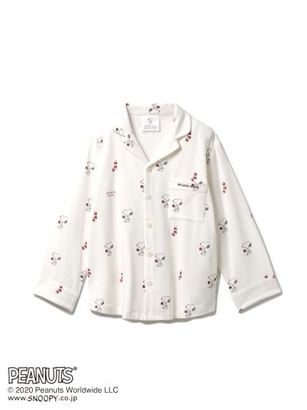 【PEANUTS】 kids シャツ